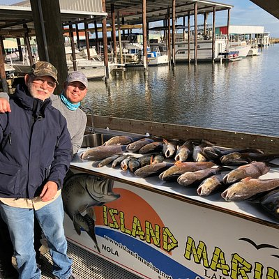 Father and Son Team With More Limits