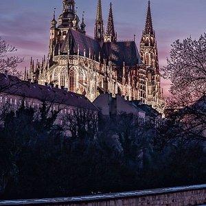 Prague - Saint Vitus Cathedral