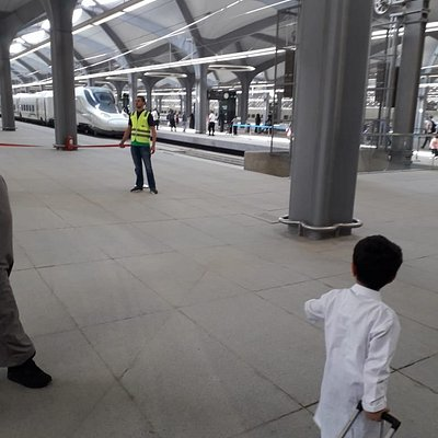 Mecca Metro Station