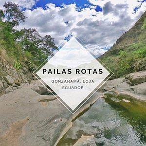 Pailas Rotas, Gonzanamá, Loja - Ecuador.