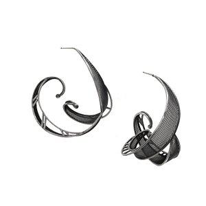 Earrings by Caitie Sellers