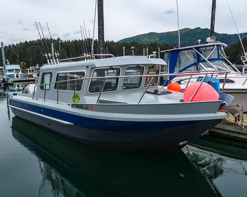 Our kingfisher will get you to the fishing grounds fast!