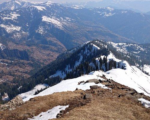 Bani minhasaan view #view_From_GangaChoti