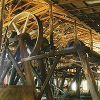 Machinery at the Venus Battery