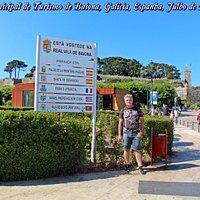 Oficina Municipal de Turismo de Baiona, Galícia, Espanha
