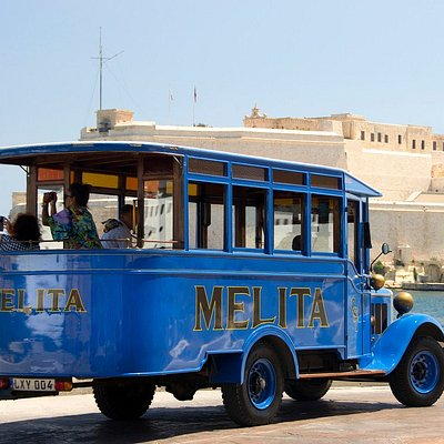 Take our Vintage Bus to visit the Three Cities. Tour is available on Monday, Tuesday, Wednesday, Friday & Saturday.