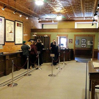 Tour Office Interior