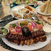 Vaziri kebab