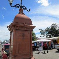 Westerby Memorial,Heritage Quay, St John's, Antigua