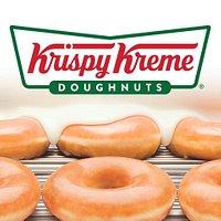 Krispy Kreme Hot Glazed since 1937.