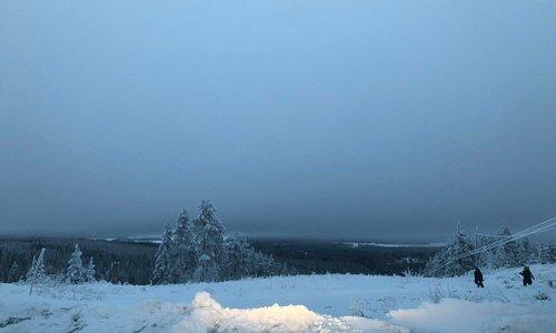 Saukkovaara Slopes, Ristijärvi, Finland
