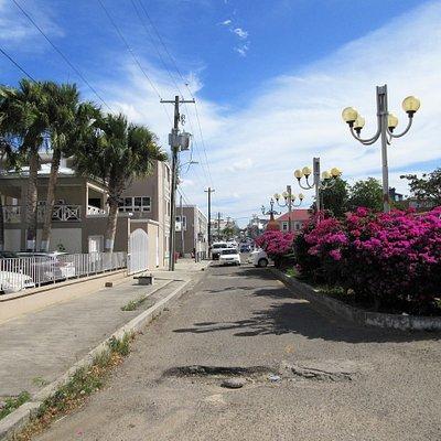 """Le quartier de """"Heritage Quay"""""""