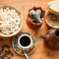 Café traditionnel - ye jebena buna