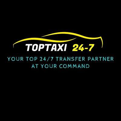 toptaxi 24-7 logo