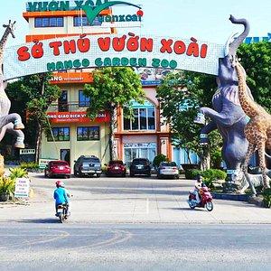 Chào mừng Quý Du Khách đến với KDL Sinh Thái Vườn Xoài,  nhân dịp tết đến xuân về 2019, Vườn Xoài miễn phí 100% vé vào tham quan khu vực Sở Thú. Yêu thiên nhiên mời ghé Vườn Xoài.