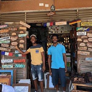 Splash Tour Company Zanzibar Lukman and Abdi