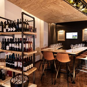 Our wine matrix and wine charts will enhance your experience