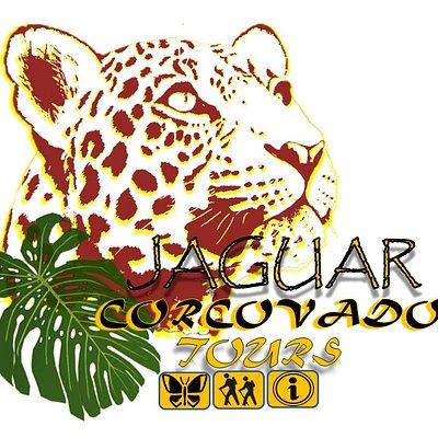 Nuevo logo de Jaguar Corcovado Tours !