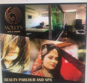 womens beauty parlour and spa MOLLY'S