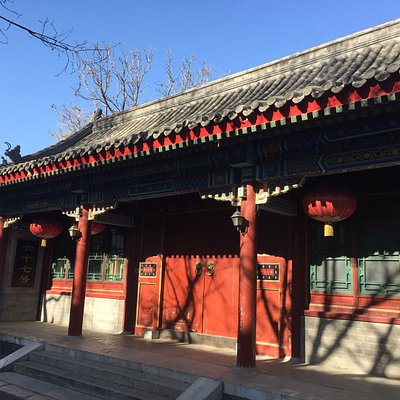 Spectacular stylish hutong