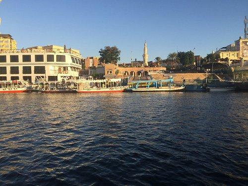 River Nile in Upper & Lower Egypt ...
