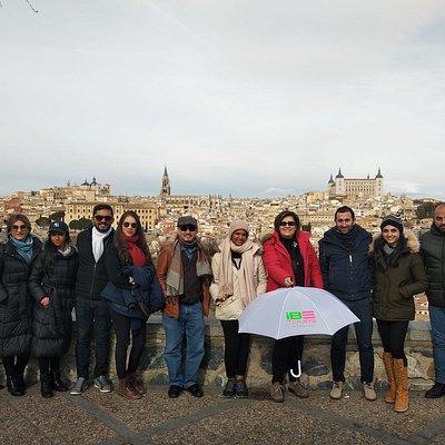 Tour Segovia-Toledo