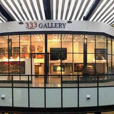 Contemporary Art Gallery at 3rd Floor River City Bangkok  Rotate Exhibition every month.