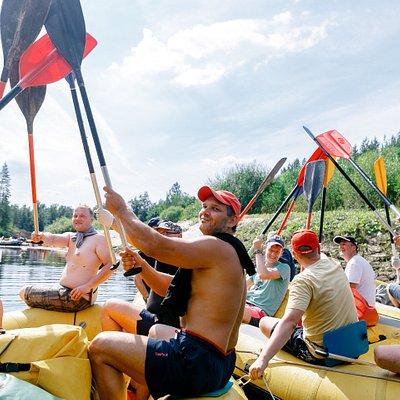 Река Лух, Нижегородская область