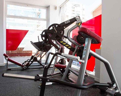Máquinas especializadas en ejercicios concretos