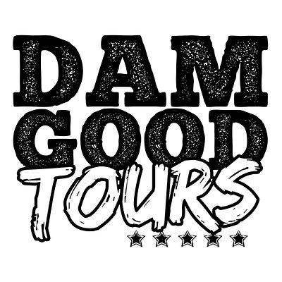 Our Dam Good Logo! Ain't she a beaut?