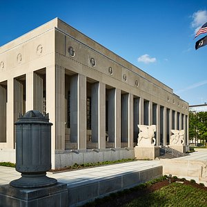 Soldiers Memorial Military Museum originally opened in 1938. A two-year, multimillion dollar revitalization was completed in 2018 to bring Soldiers Memorial up to the highest museum standards in the nation. Its exhibits share St. Louis's military history through the experiences of those who lived it.