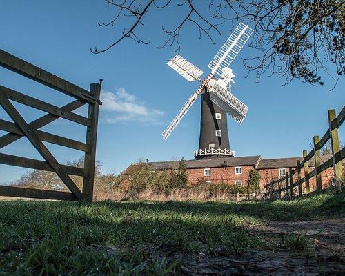 Skidby Mill.
