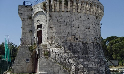 Rear view, St. Mark's Fortress