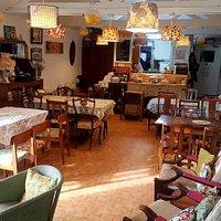 We r cakes vintage tearoom in datchworth
