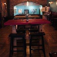 ToAsted Goat Winery tasting room