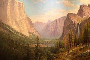 Yosemite Valley, Raymond Dabb Yelland