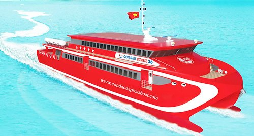 Con Dao Express 5* Boat