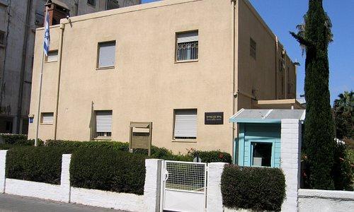 Ben-Gurion house