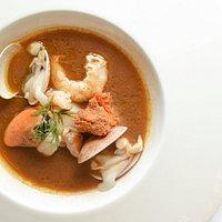 Sopa de pescado Ttoro