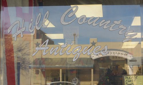 Hill Country Antiques, Boerne, TX