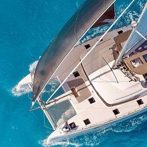 Catamarans Sailing Cruises