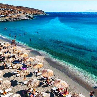 Παραλία Χαλκολημνιωνα Copper beach bar