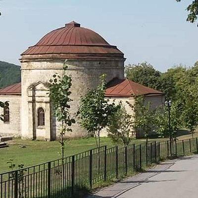 Palace in Sheki