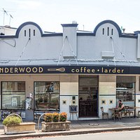 We're right across from Stanmore Railway Station and the 412 bus stop.