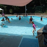 Grey Lynn paddling pool