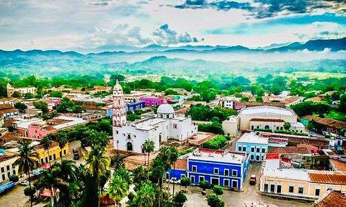 Nuestro pueblo Mágico Cosalá Sinaloa