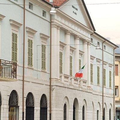 Palazzo Monte Pegni, sede museale - Asola -