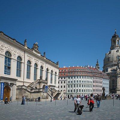 Verkehrsmuseum Dresden am Neumarkt