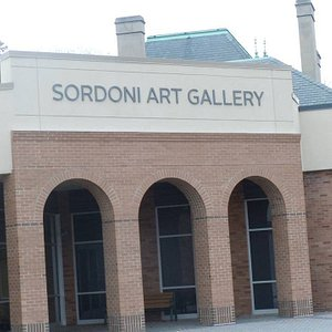 Sordoni Art Gallery Entrance