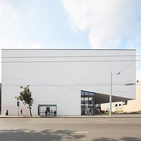 Libeskind building of MO Museum ©Hufton Crow